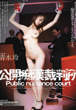 Public Pervert Courthouse in Japan