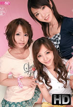 Lesbian sex in japanese futanari
