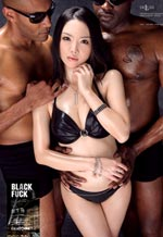 Japanese Gal Hardcore Black Fuck