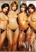 Very Sexy Four Female Impact Body