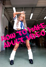 Schoolgirl Learning To Make An Adult Video