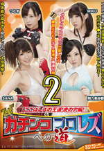 Pro Wrestling Lesbians Hole of the Tiger 2