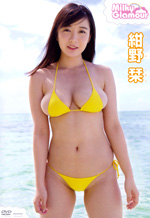 Gorgeous Woman Busty Softcore Idol